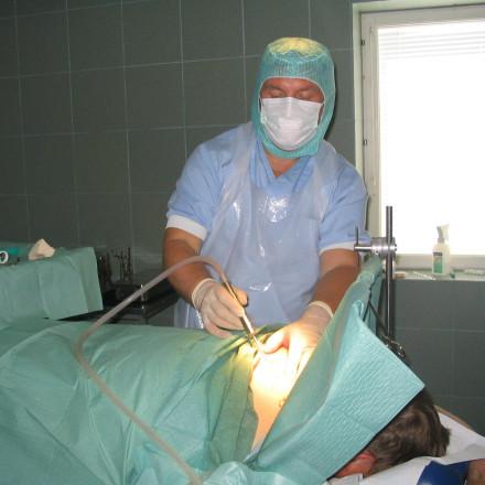 Veresoonte kirurgia